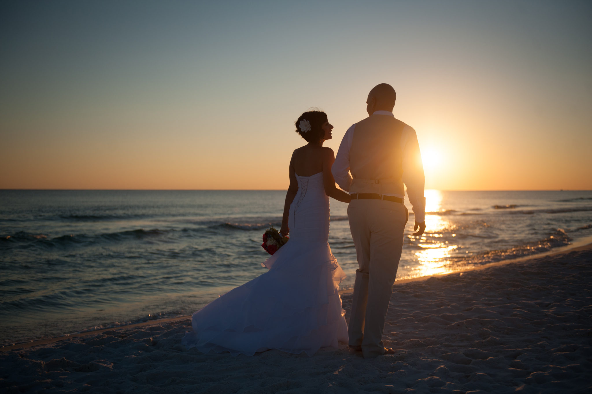 No Shoes Needed For Your Barefoot Beach Wedding In Destin Florida